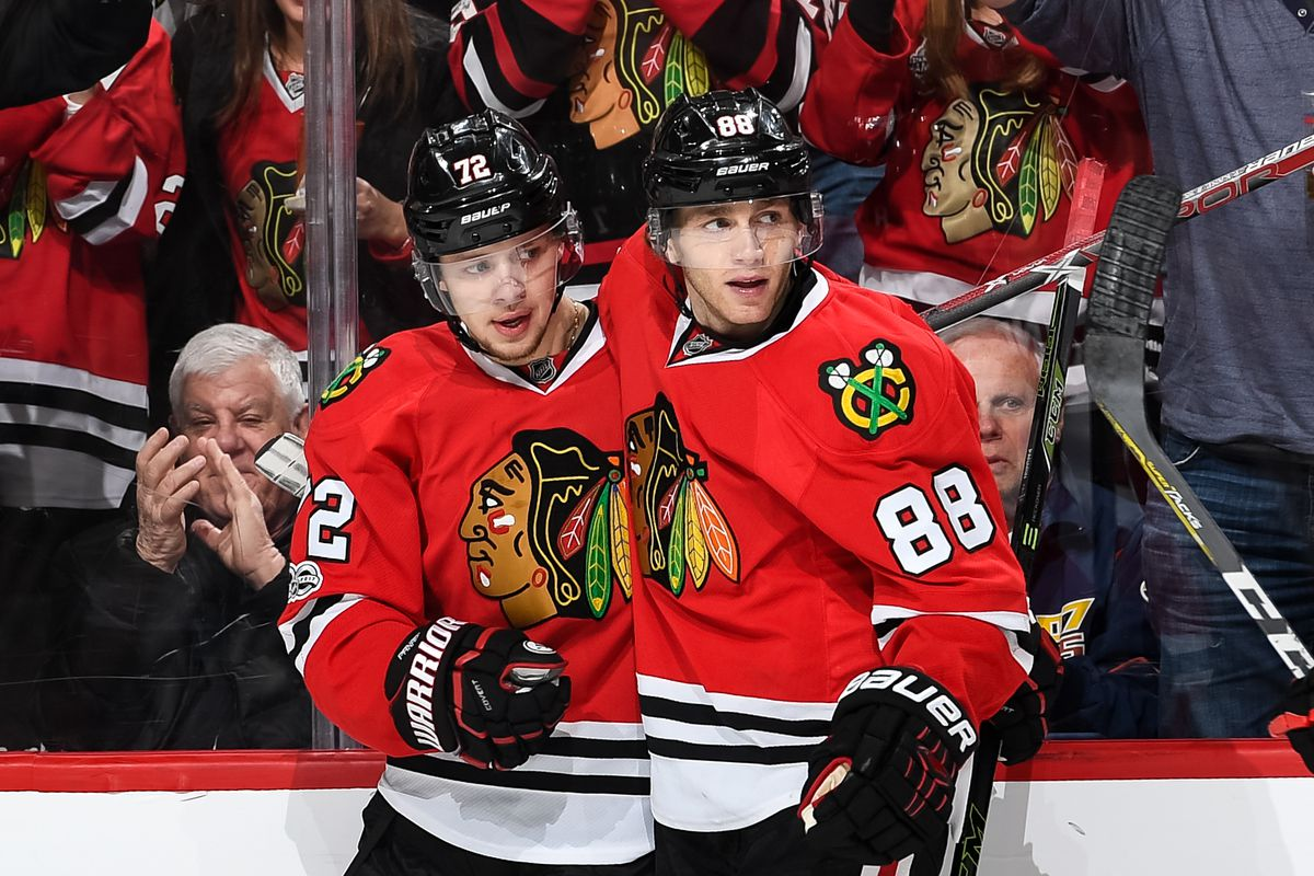The 10 best individual seasons in Chicago Blackhawks history ... a556ac3fb