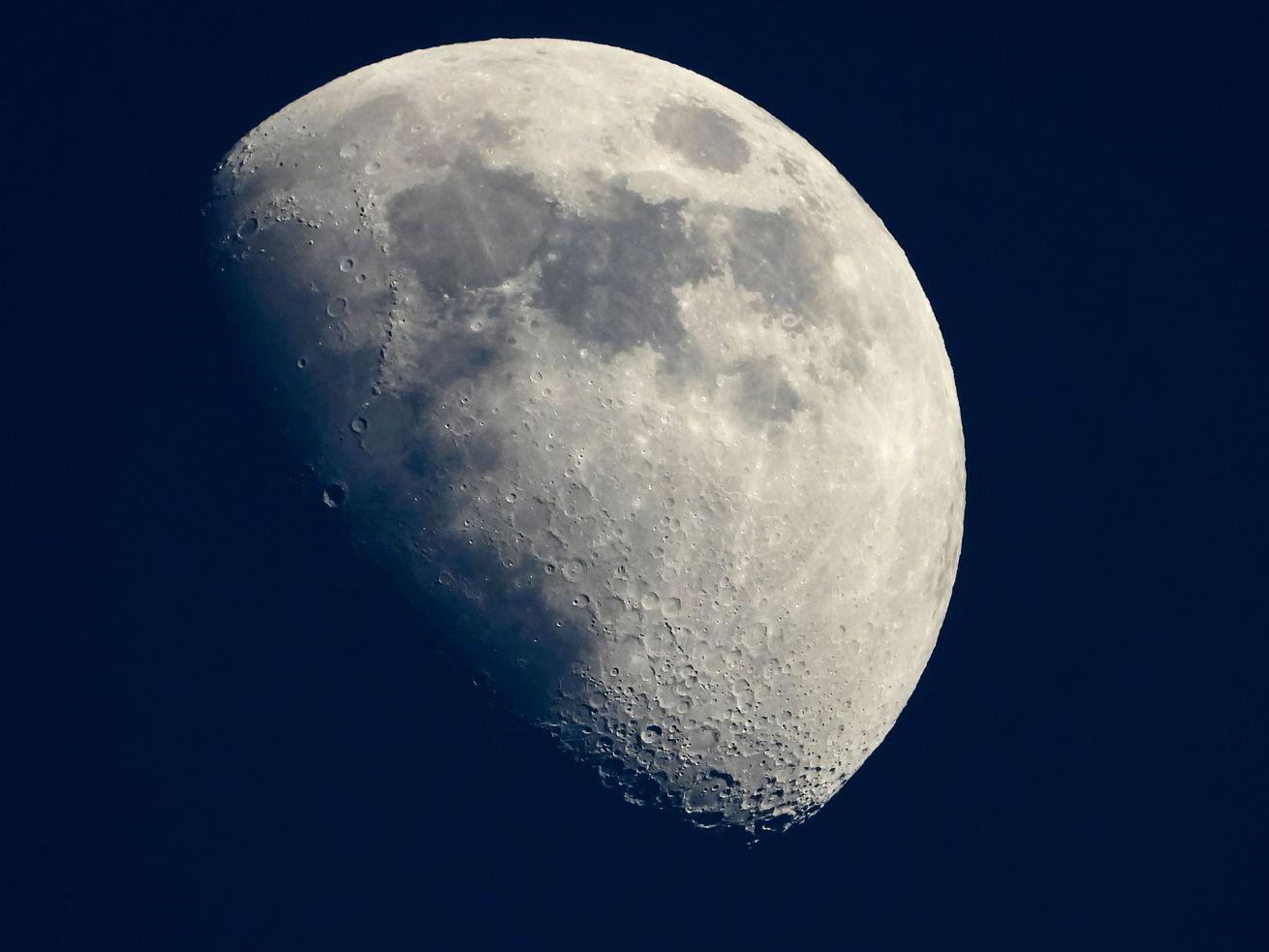The moon, it beckons.