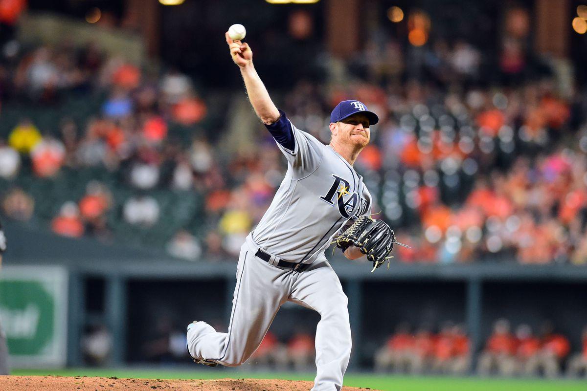 MLB: Tampa Bay Rays at Baltimore Orioles
