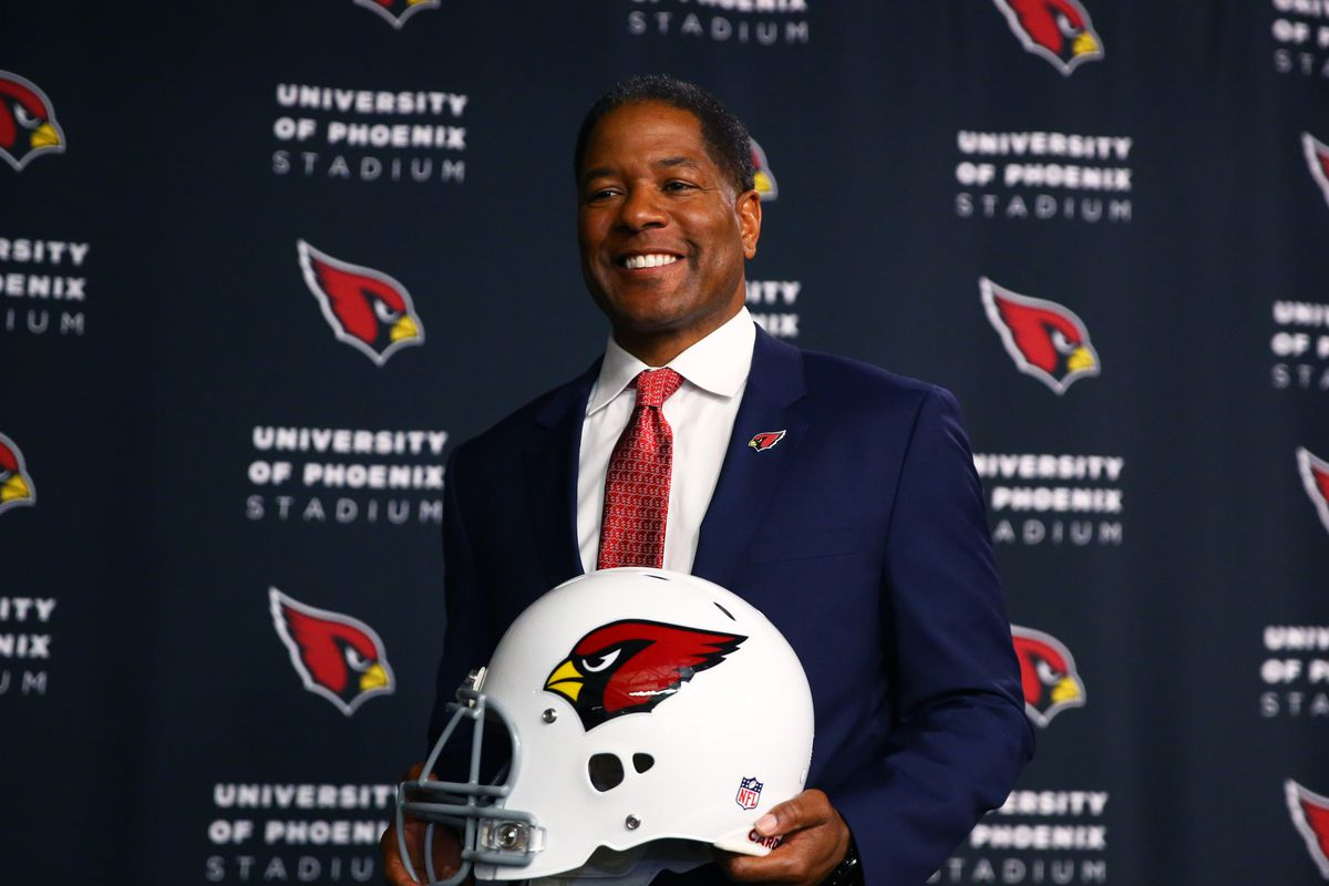 Image result for steve wilks cardinals