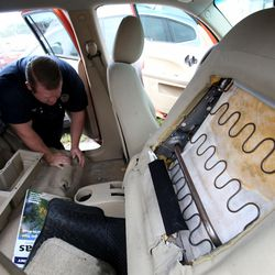 $1M in heroin found in 'complex' hidden vehicle compartments