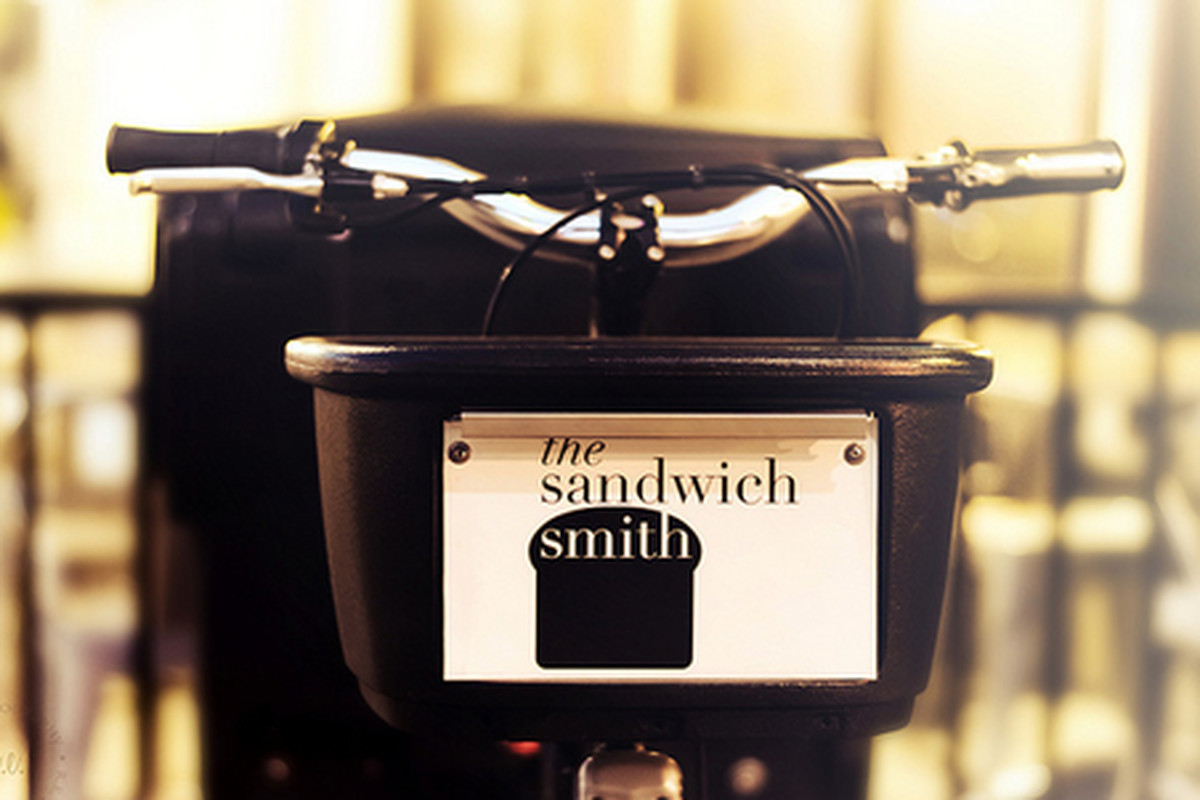 The Sandwich Smith, Downtown.
