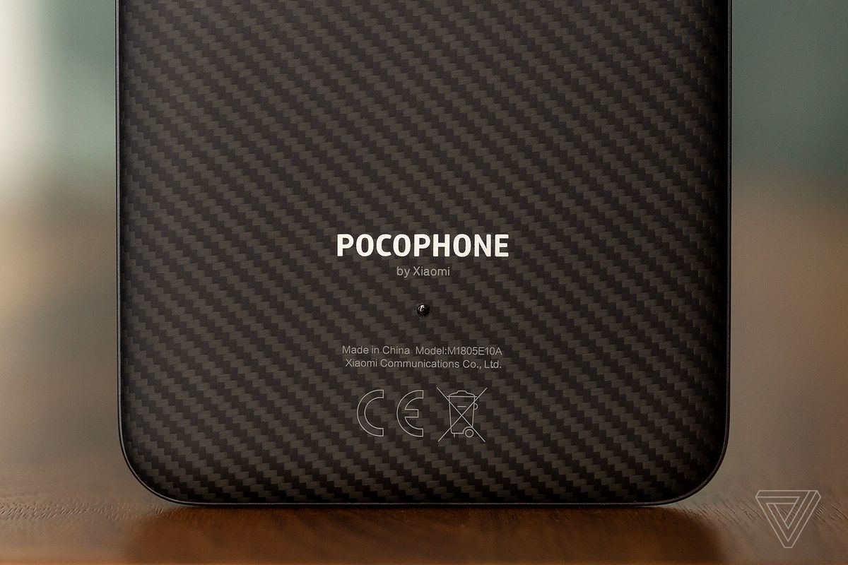 Xiaomi's new Pocophone F1 undercuts rivals with a low price and high