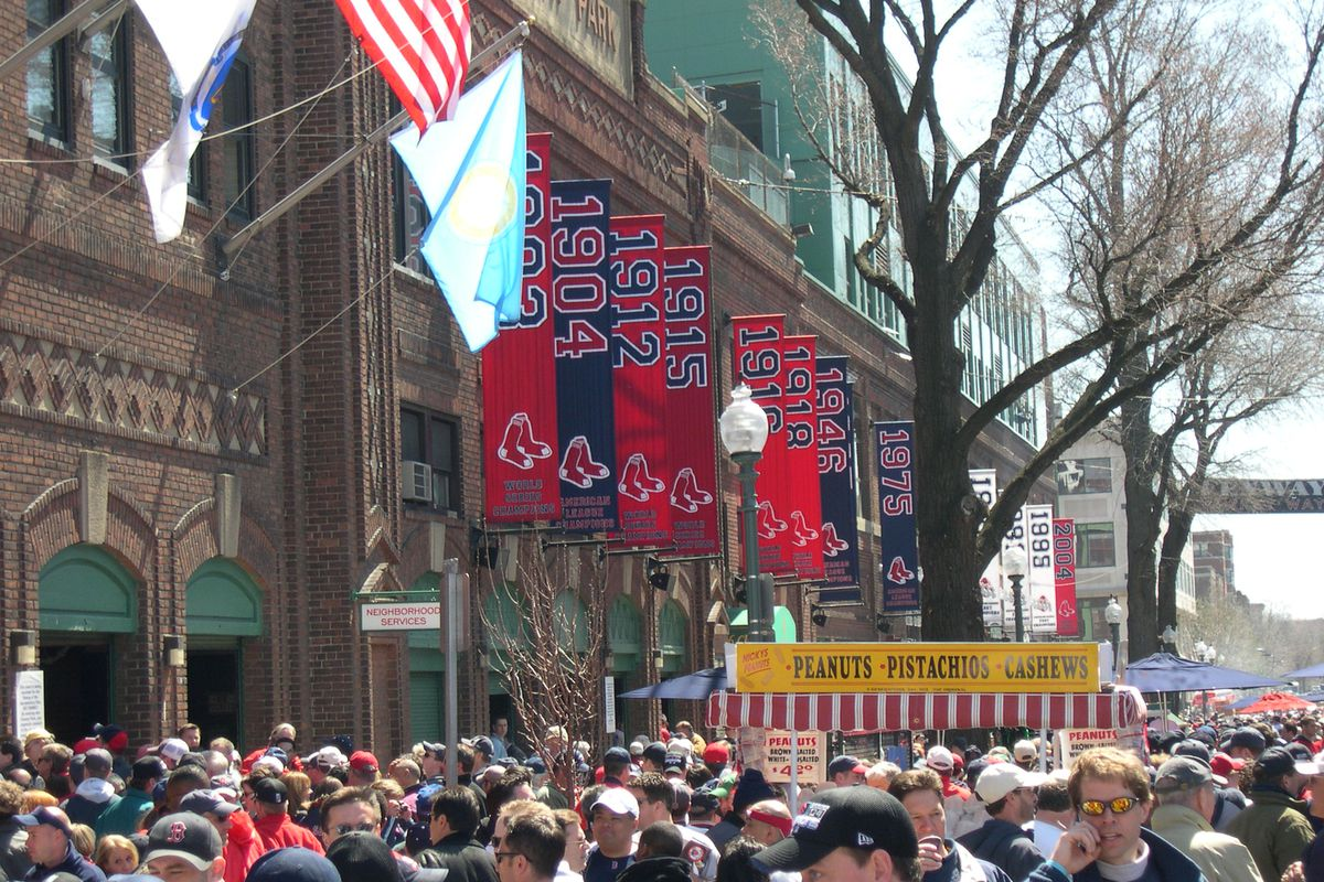 BoSox owner Henry wants to change name of Yawkey Way