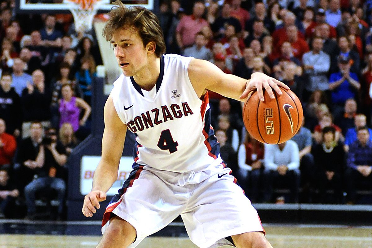 Kevin Pangos and highly-rated Gonzaga hope to make their first Final Four.