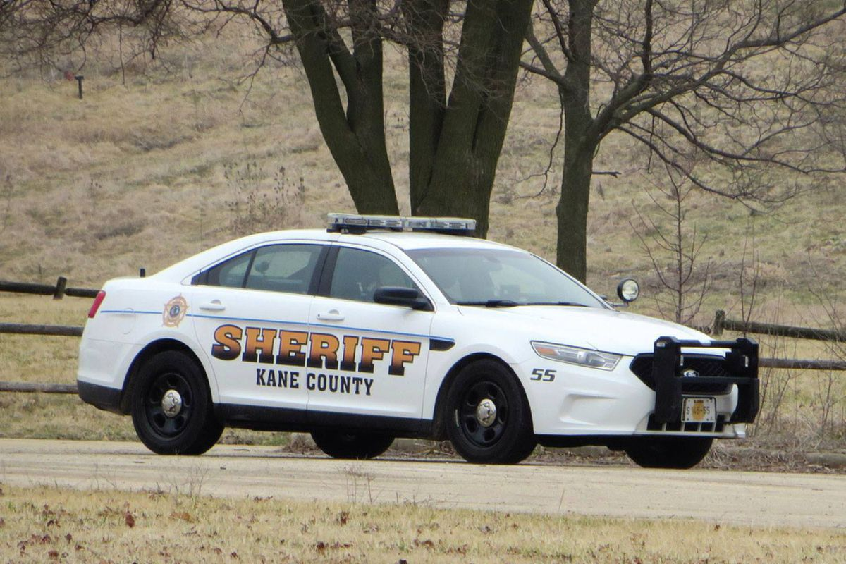 Authorities responded to a crash Jan. 21, 2021, in Burlington Township.