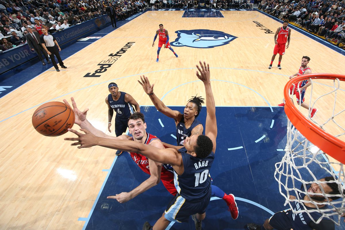 Philadelphia 76ers v Memphis Grizzlies