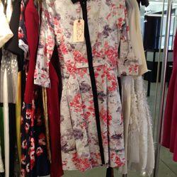 Resort 2013 dress (missing detachable peplum belt), size 6, $180 (from $665)