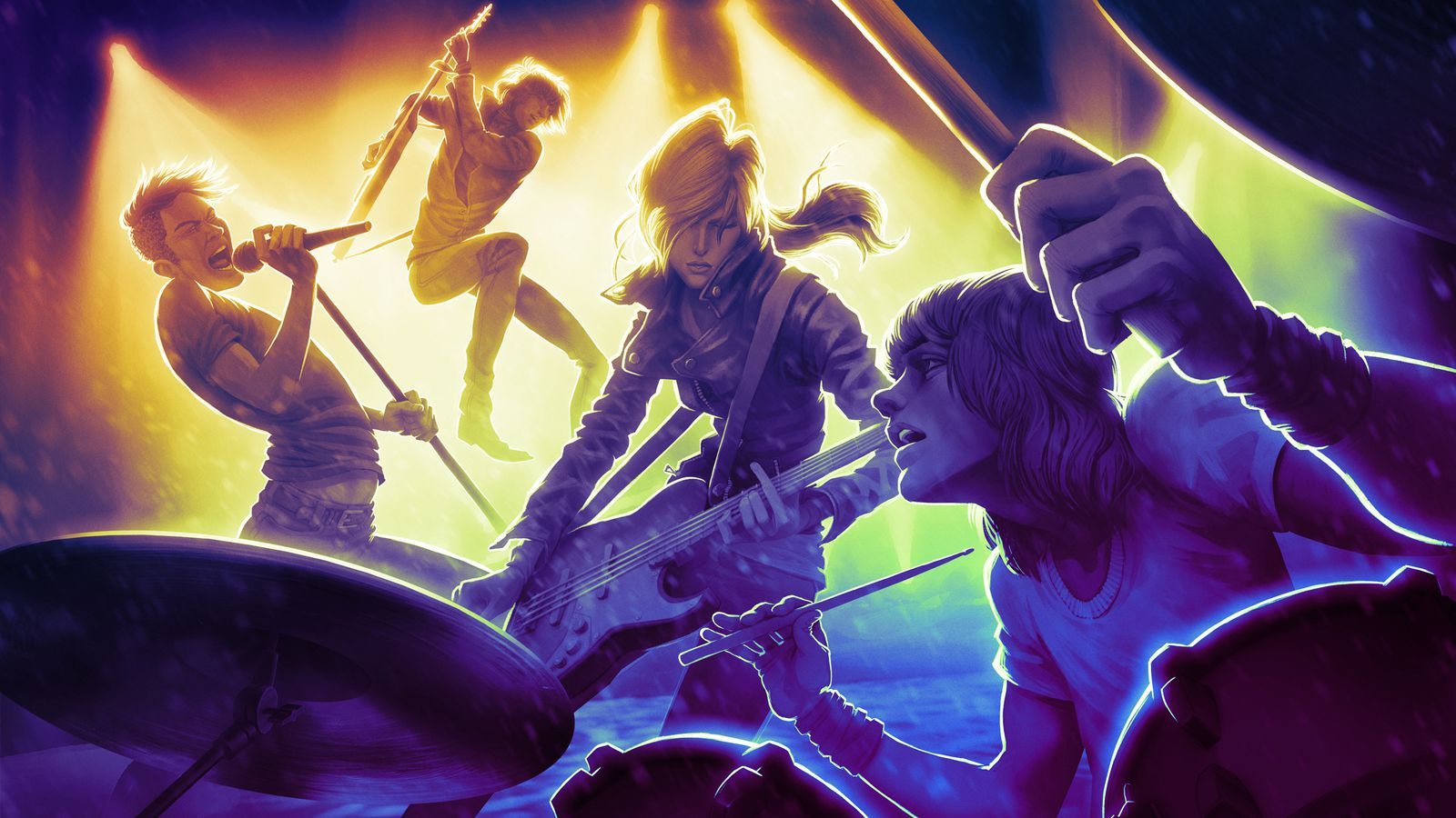 Rock Band 4 is coming, and Harmonix is bringing it back to basics