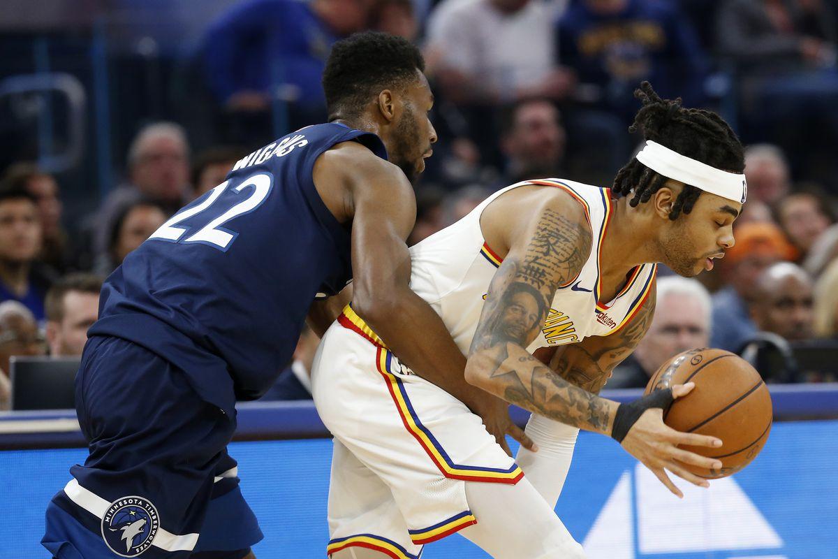 Minnesota Timberwolves vs. Golden State Warriors