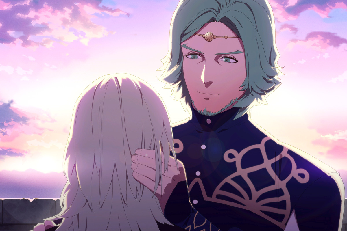 Fire Emblem Three Houses Fans Love Dragging Seteth And His