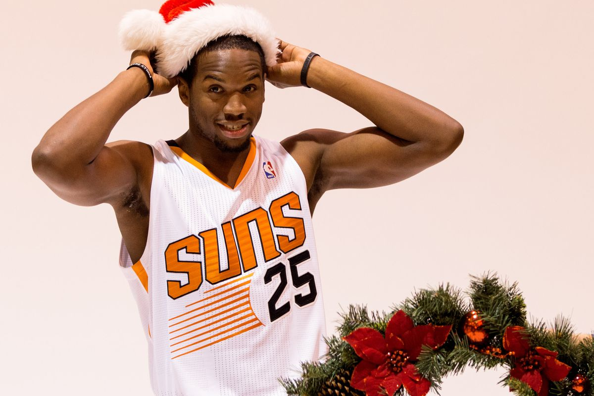 Dionte Christmas.Phoenix Suns Dionte Christmas Ready To Make His Presents Felt At