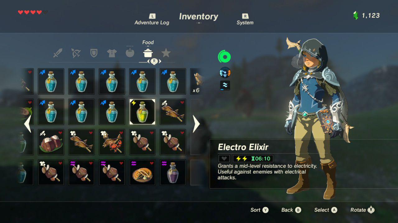 The Legend of Zelda: Breath of the Wild beginner's guide