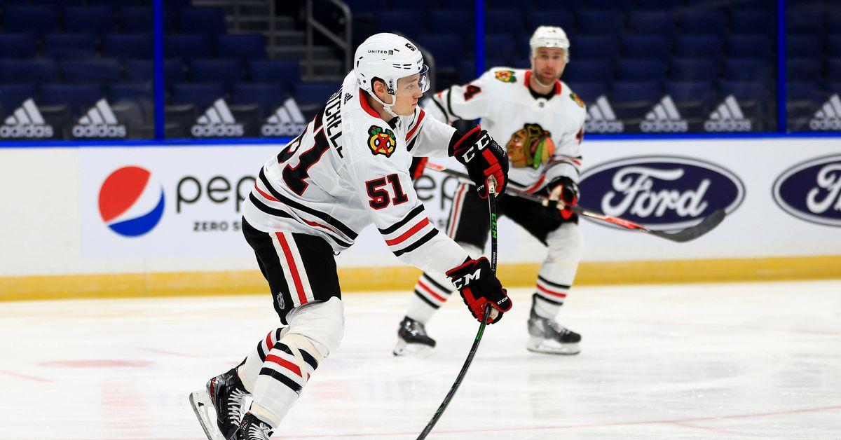 Blackhawks' unusual 2021 NHL schedule affects travel logistics, gameplanning abilities - Chicago Sun-Times