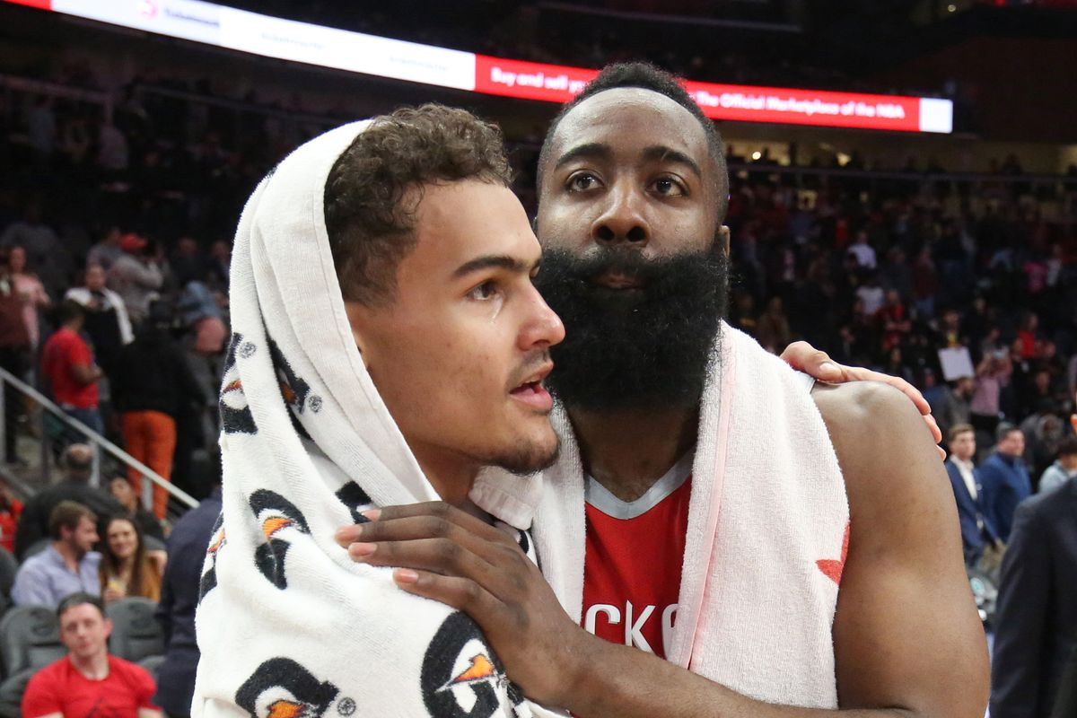 Trae Young named Eastern Conference Player of the Week 3d8bed2eb