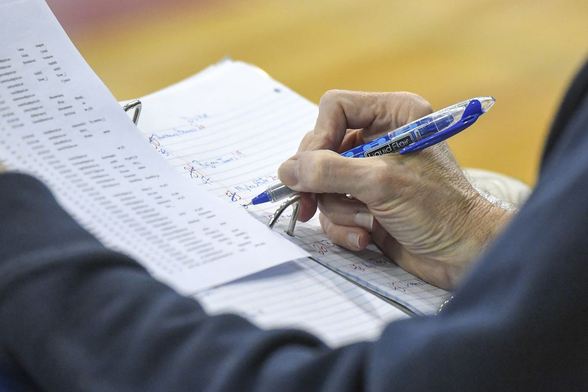Norm Eavenson sells his high school basketball recruiting scouting service to 65 college basketball teams, providing college coaches with an essential filter in the age of AAU and YouTube highlight clips.
