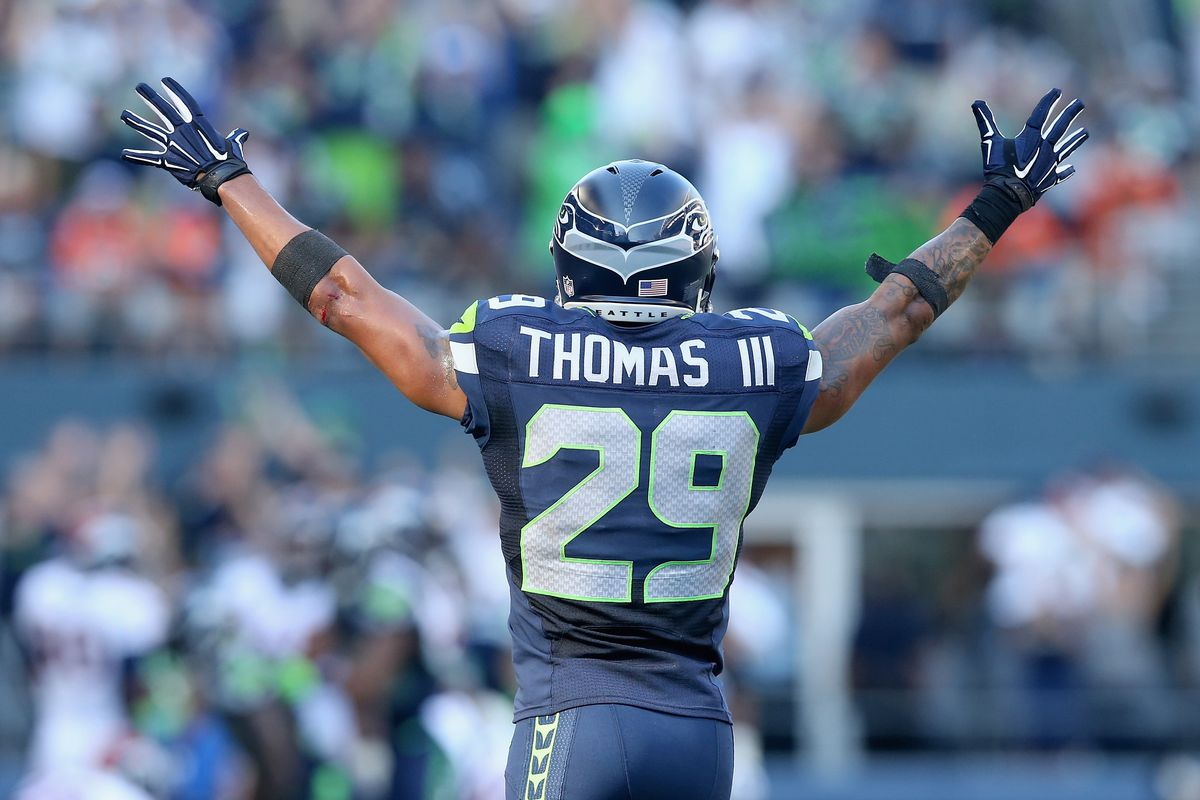 Potential Broncos  free agent target  Safety Earl Thomas - Mile High ... b2dfc0447a5c
