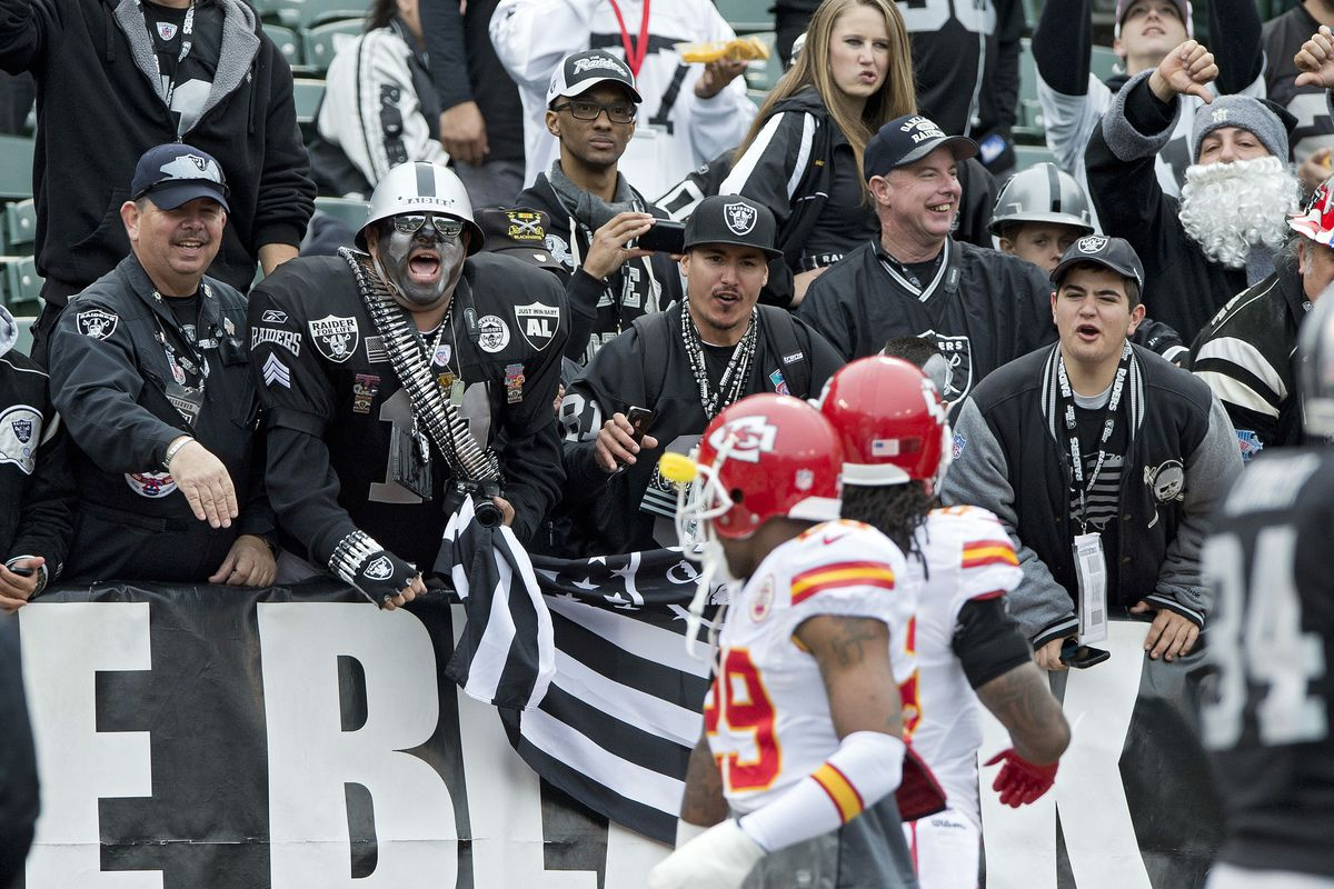 Chiefs-Raiders: The last chapter of the Oakland book