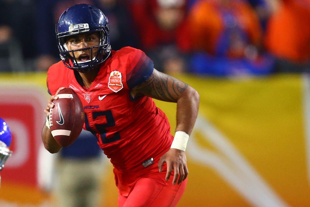 UTSA's defense will be tasked with containing Arizona's talented sophomore quarterback Anu Solomon