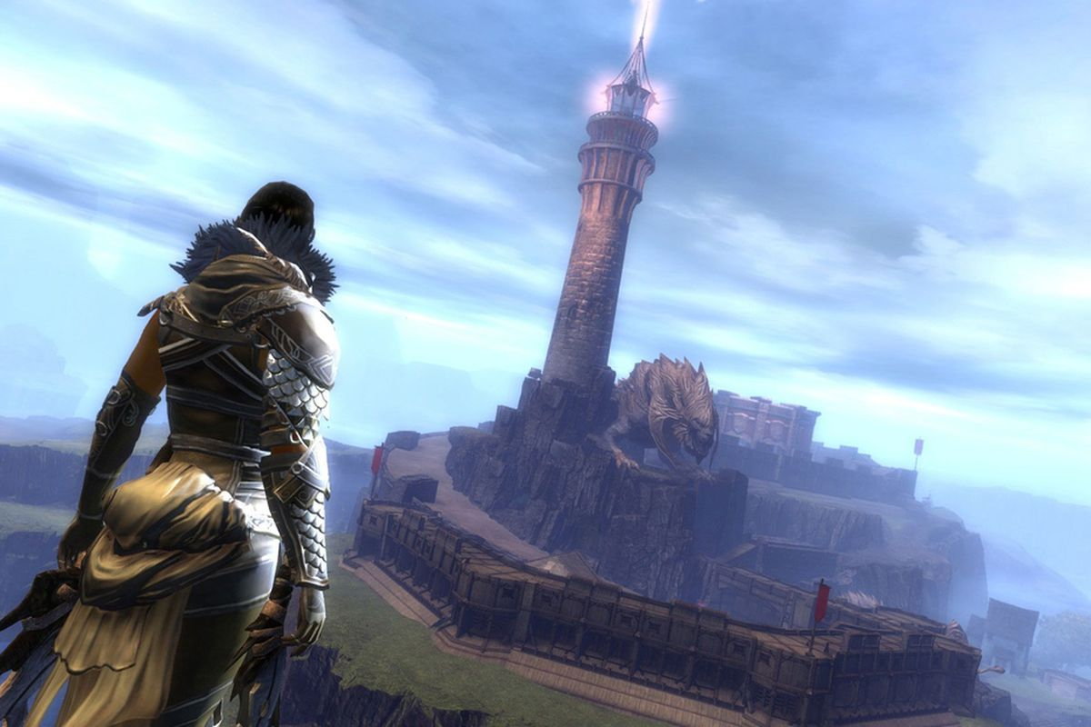 Guild Wars 2 getting its first PvP season starting Oct  4 - Polygon