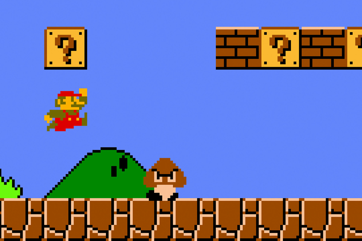 Just how fast is Mario, and how far does he run in Super Mario Bros ...