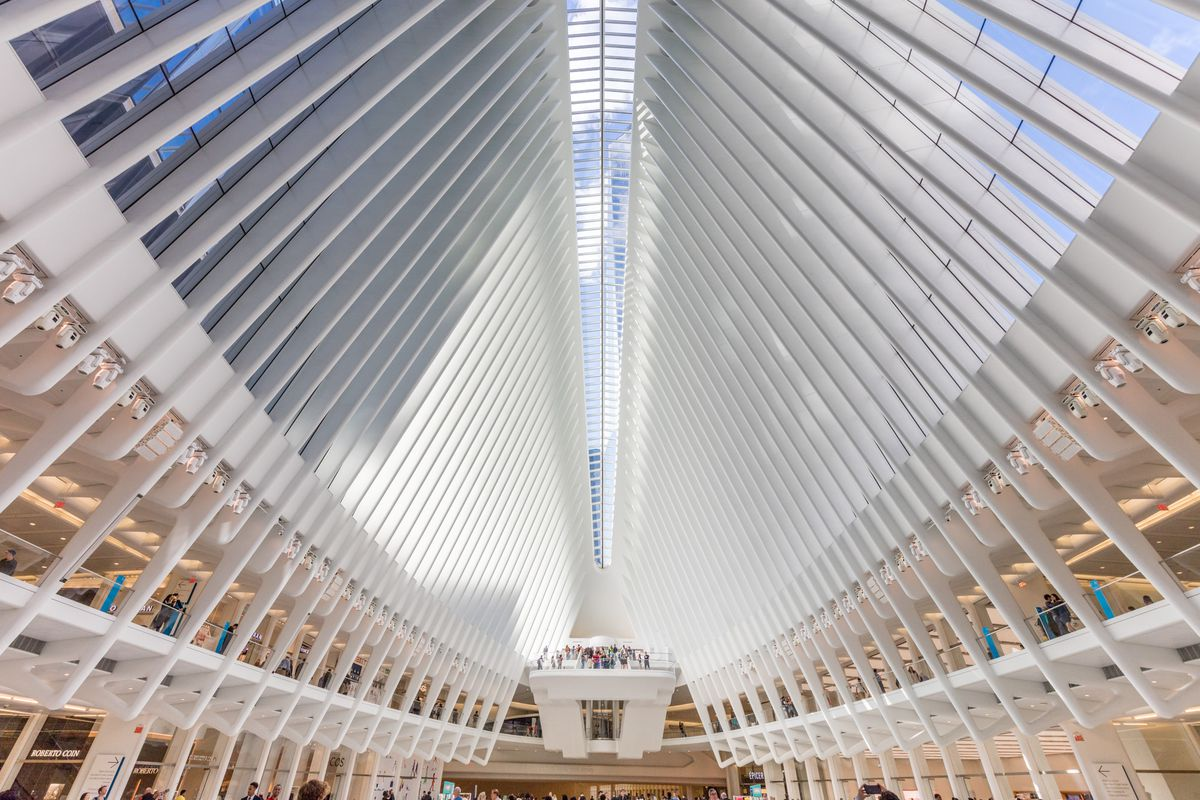 The 335 Foot Long Skylight Will Open To Commemorate 17th Anniversary Of 9 11