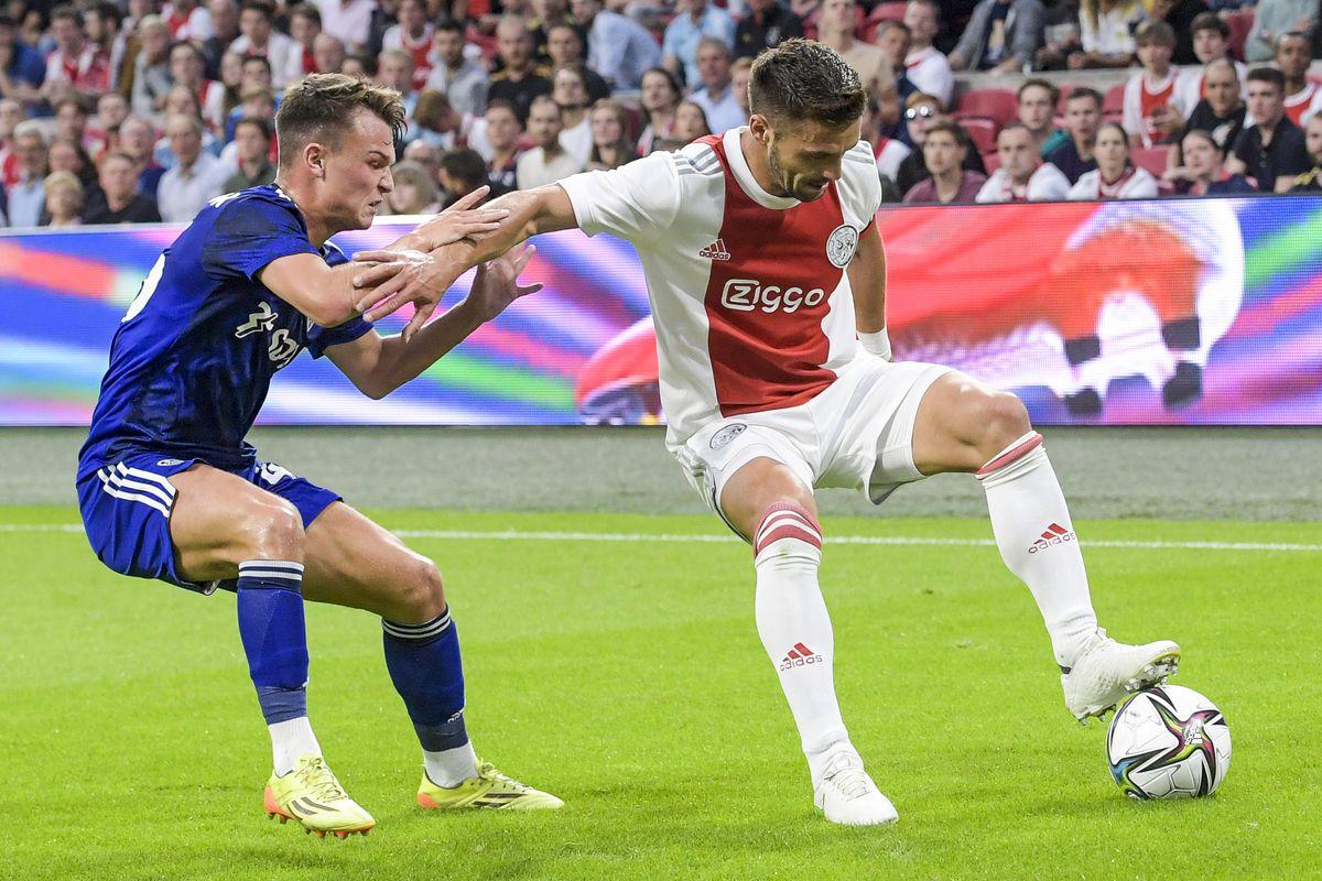"Pre-Season Friendly""Ajax Amsterdam v Leeds United"""