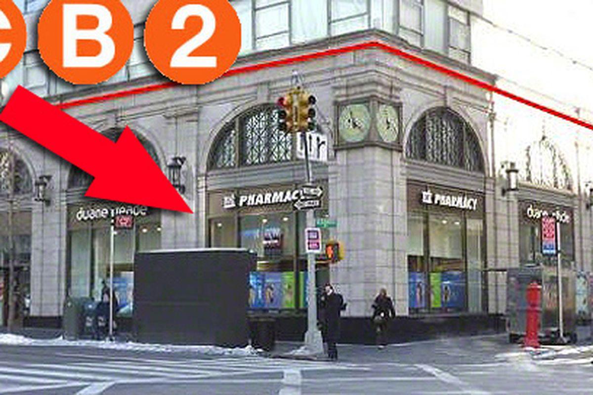 CB2 979 Third Avenue