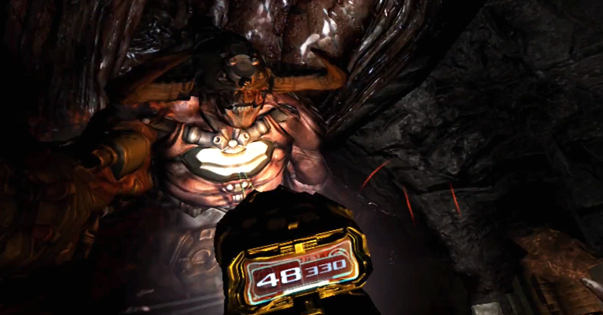 Doom 3: VR Edition comes out on March 29 – Polygon