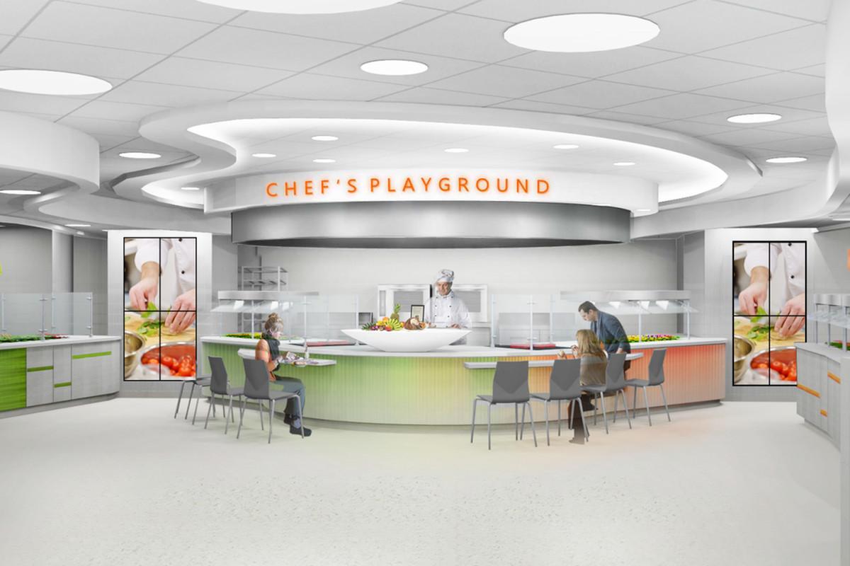 Chef's Playground rendering