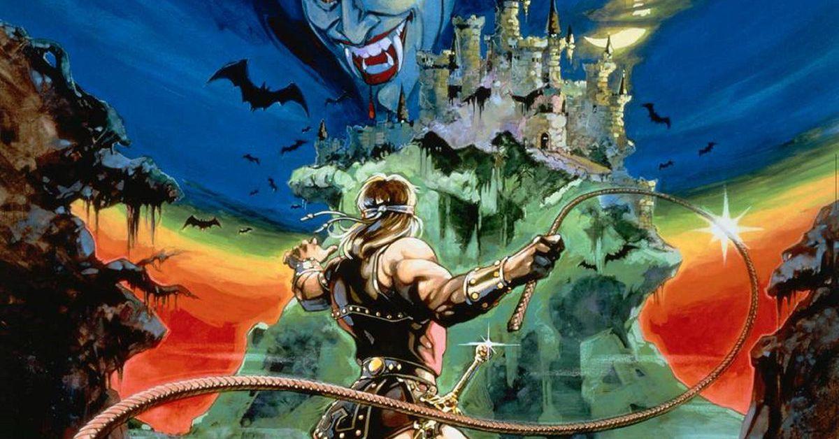 Konami reveals Castlevania, Contra, and arcade anniversary collections