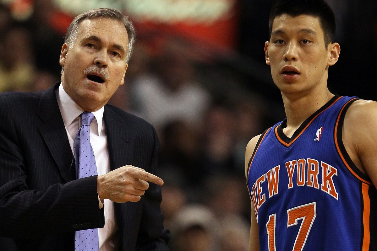 Mike D'Antoni on Knicks resentment toward Jeremy Lin: