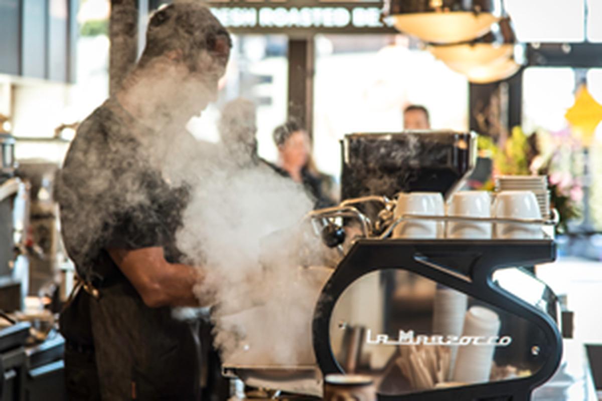 Peet's Coffee in Georgetown