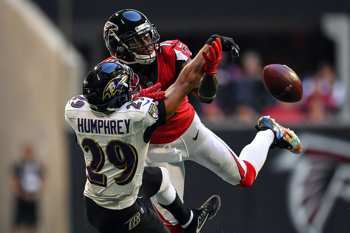 Marlon Humphrey rescinds request for money in exchange for jersey number   gives Earl Thomas  29 d019cd9c4