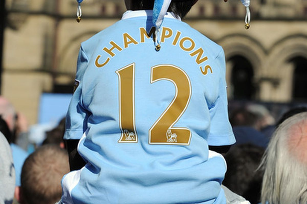 Will it be a second Premier League title in three years for City? We're about to find out!