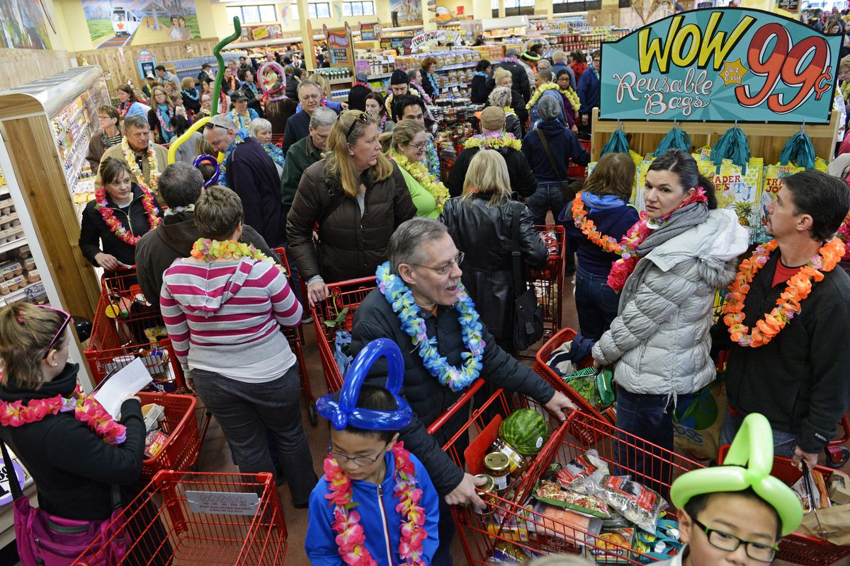 Trader Joe's dropped insurance coverage for part-time workers earlier this year.