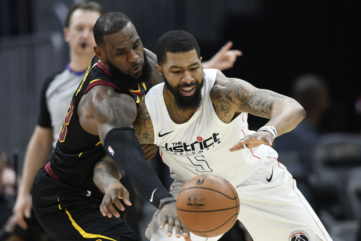cavaliers vs. wizards: game preview, start time, tv information
