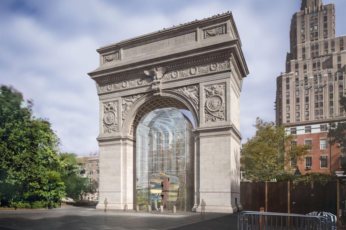 Ai Weiwei S Citywide Public Art Project Elicits Protest