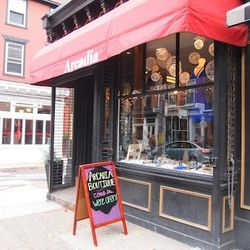 """We were said to see Arcadia <a href""""http://philly.racked.com/archives/2013/04/29/arcadia-boutique-to-shutter-its-rittenhouse-location.php"""">close its Rittenhouse location</a> in the spring. Luckily, the boutique's sister store in NoLibs remains open."""