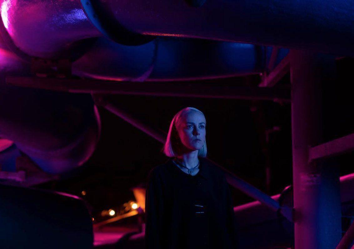 Jena Malone as Diana, a mystic.