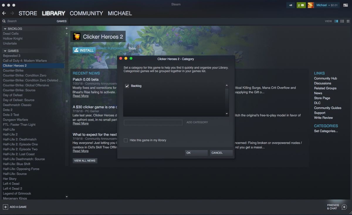 How to deal with your Steam backlog - Polygon