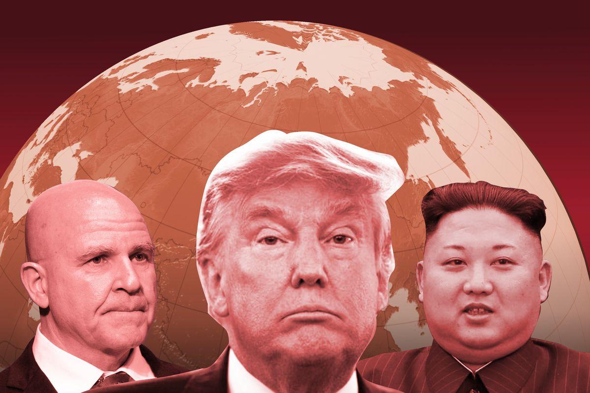 Are We In Danger Of Sleepwalking Into >> We Are Sleepwalking Toward War With North Korea Vox