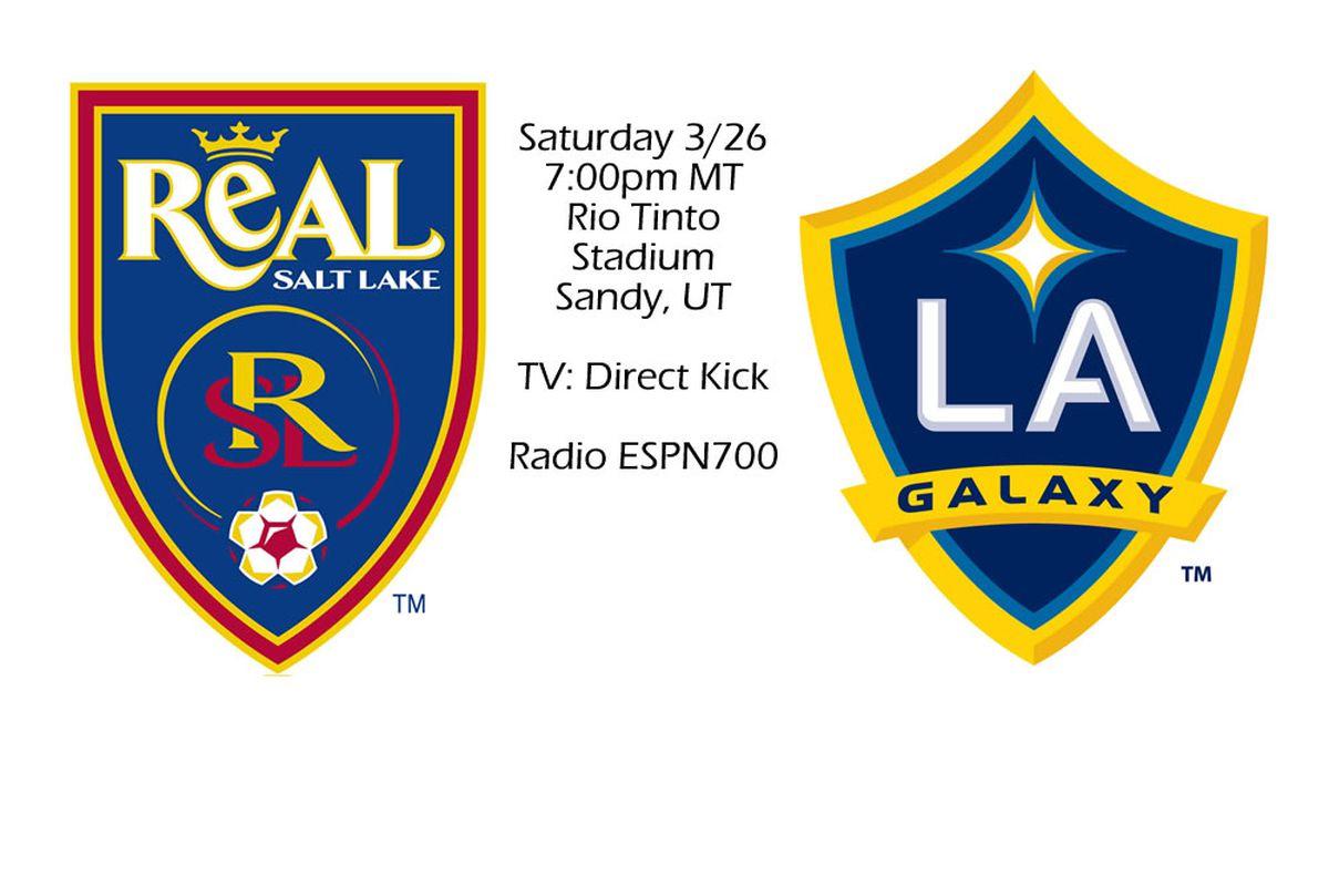 RSL vs LA