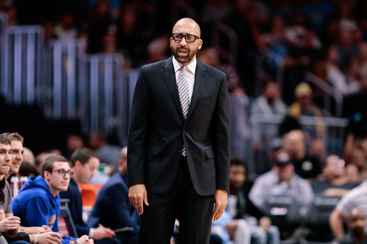 90f51aadcc0f Lakers Rumors  Knicks reportedly contacted LeBron James  agent before  hiring David Fizdale
