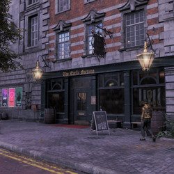 The Earl's Fortune (Southwark) drink location