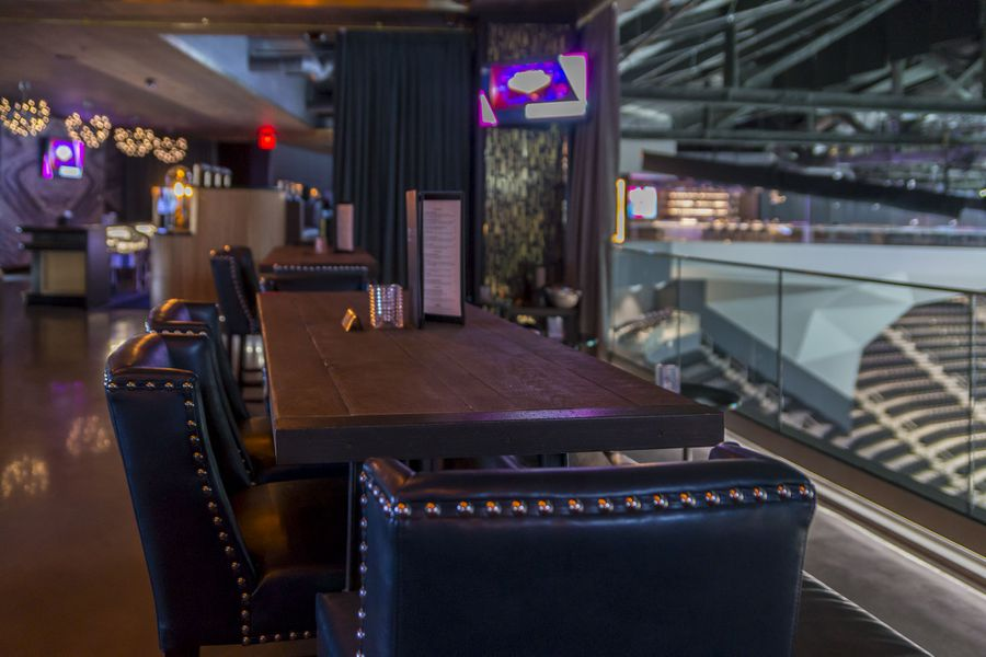 Your First Look Inside Hyde Lounge At T Mobile Arena
