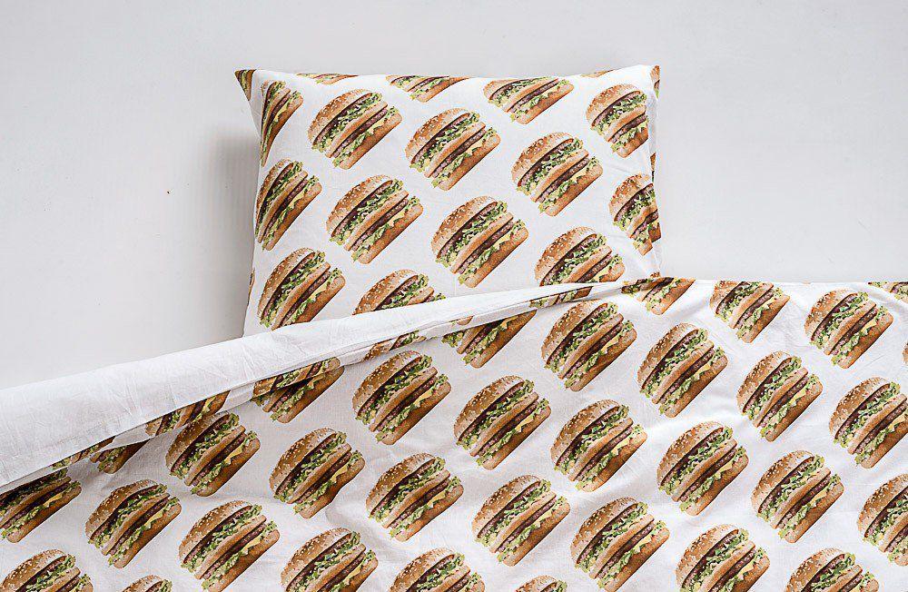 McDonald's Bedsheets