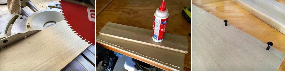 Cut and Glue