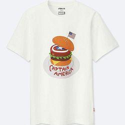 "<a href=""https://www.uniqlo.com/us/en/utgp-marvel-short-sleeve-graphic-t-shirt-captain-america-412210.html"">UTGP Marvel Graphic T-Shirt - Captain America</a>"