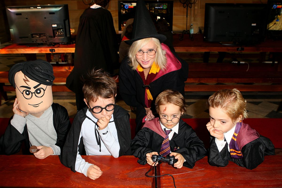 LEGO Harry Potter Open Day